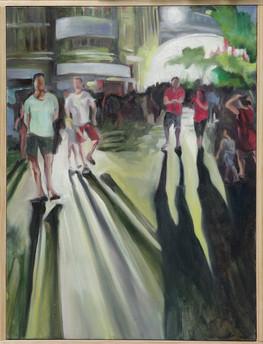 Bright Light and Promenade