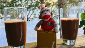 Why make a Cacao Power Smoothie?