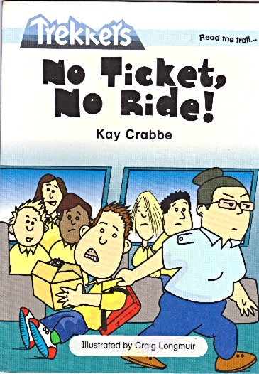 NO TICKET, NO RIDE