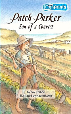 PATCH PARKER - SON OF A CONVICT