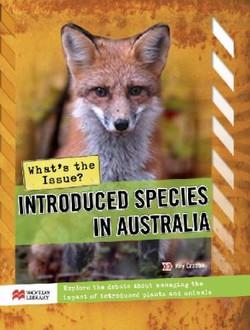 INTRODUCED SPECIES IN AUSTRALIA