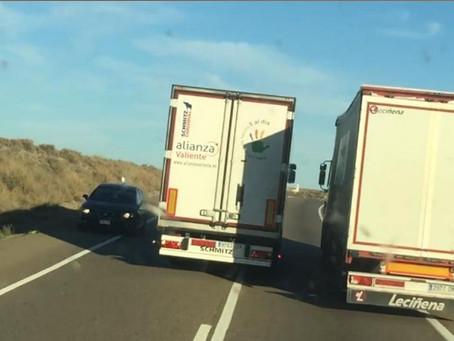 Elimine la conducción peligrosa