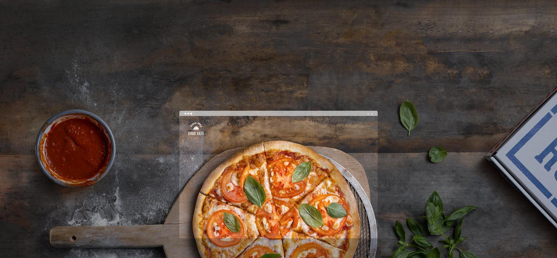 Restaurant website builder | Online Ordering System | Wix com