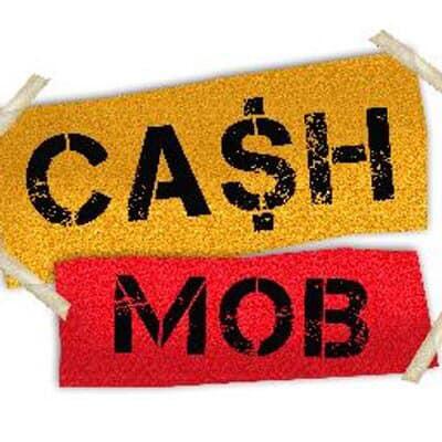 Pompeii's Cash Mob - Oct 22nd!!!