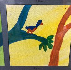 Kindergarten Closeup B