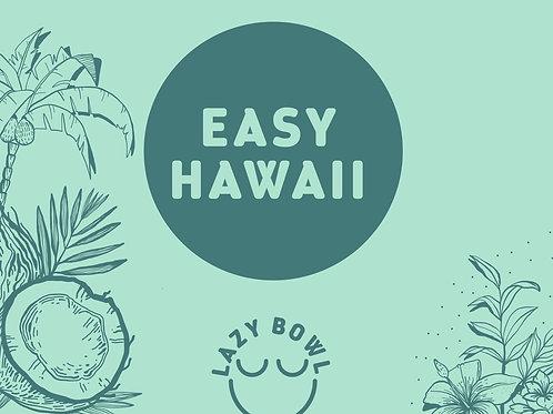 Lazy Bowl Easy Hawaii