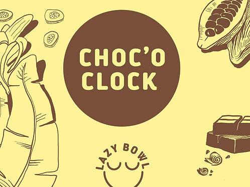 Lazy Bowl Choc'o'Clock