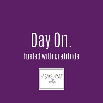 DAY ON: Fueled with Gratitude Giving Campaign