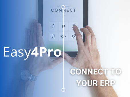 Connect to your ERP