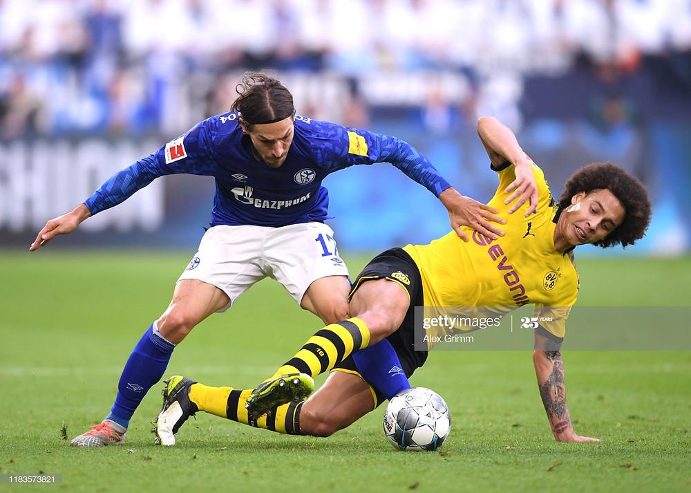 Borussia Dortmund e Schalke 04 é o clássico mais tradicional da Alemanha.