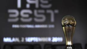 Categorias feminina no FIFA The Best