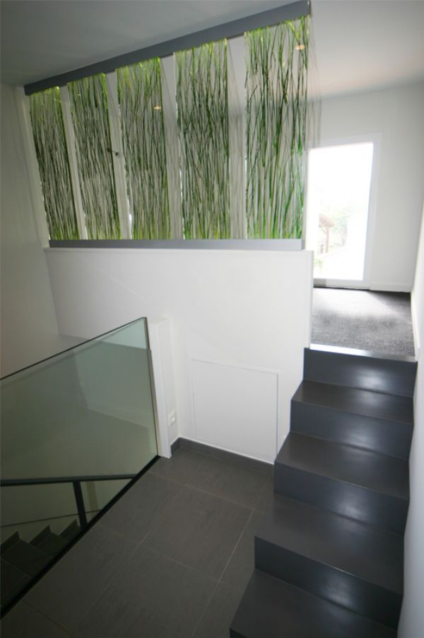 Création d'un espace mezzanine