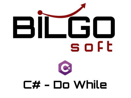 C# - Do While
