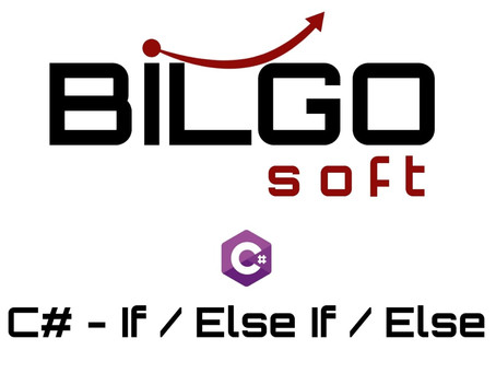 C# - If / Else If / Else