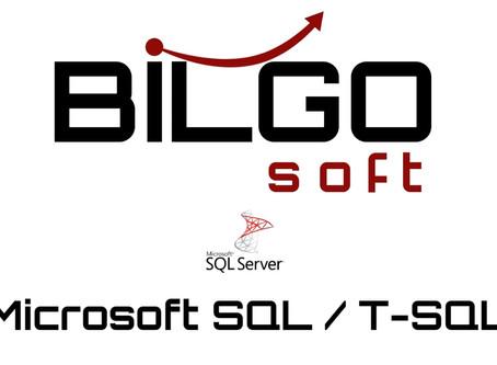 Microsoft SQL / T-SQL