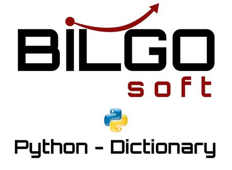 Python - Dictionary