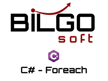 C# - Foreach