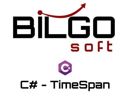 C# - TimeSpan