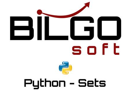 Python - Sets