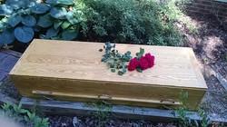 'Simplicity' casket