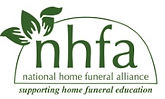 National Home Funeral Alliance logo