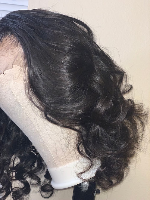 Straight/Body Wave/Deep Wave/Natural Curl