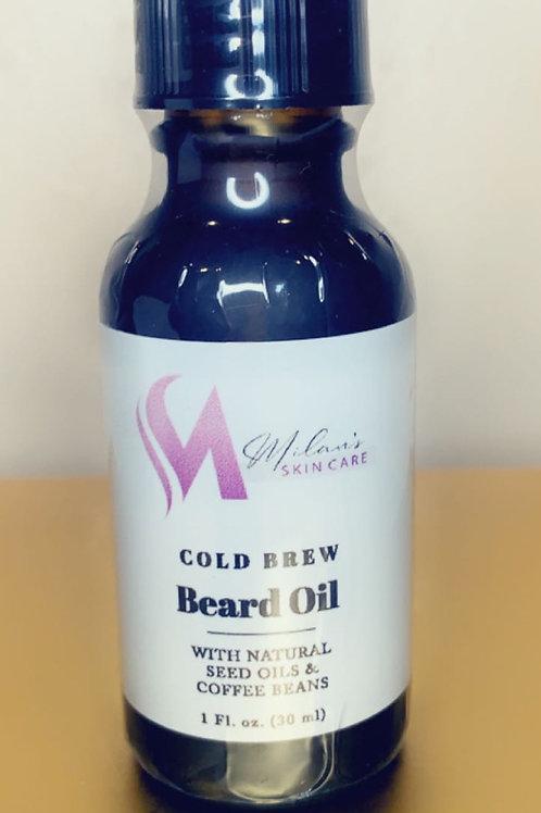 Cold Brew Beard Oil