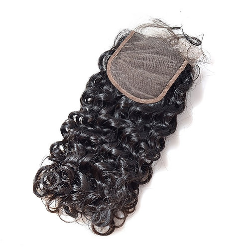 Premium Deep Wave Closure 16in