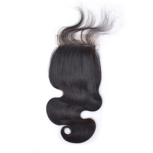 Premium Body Wave Closure 16in