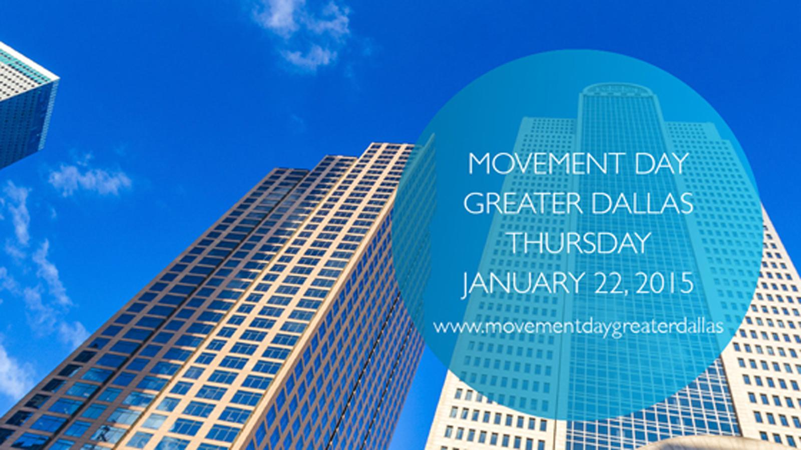 Movement Day Greater Dallas