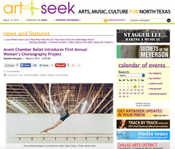Art & Seek