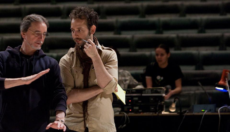 Jason Akira Somma and Jiri Kylian