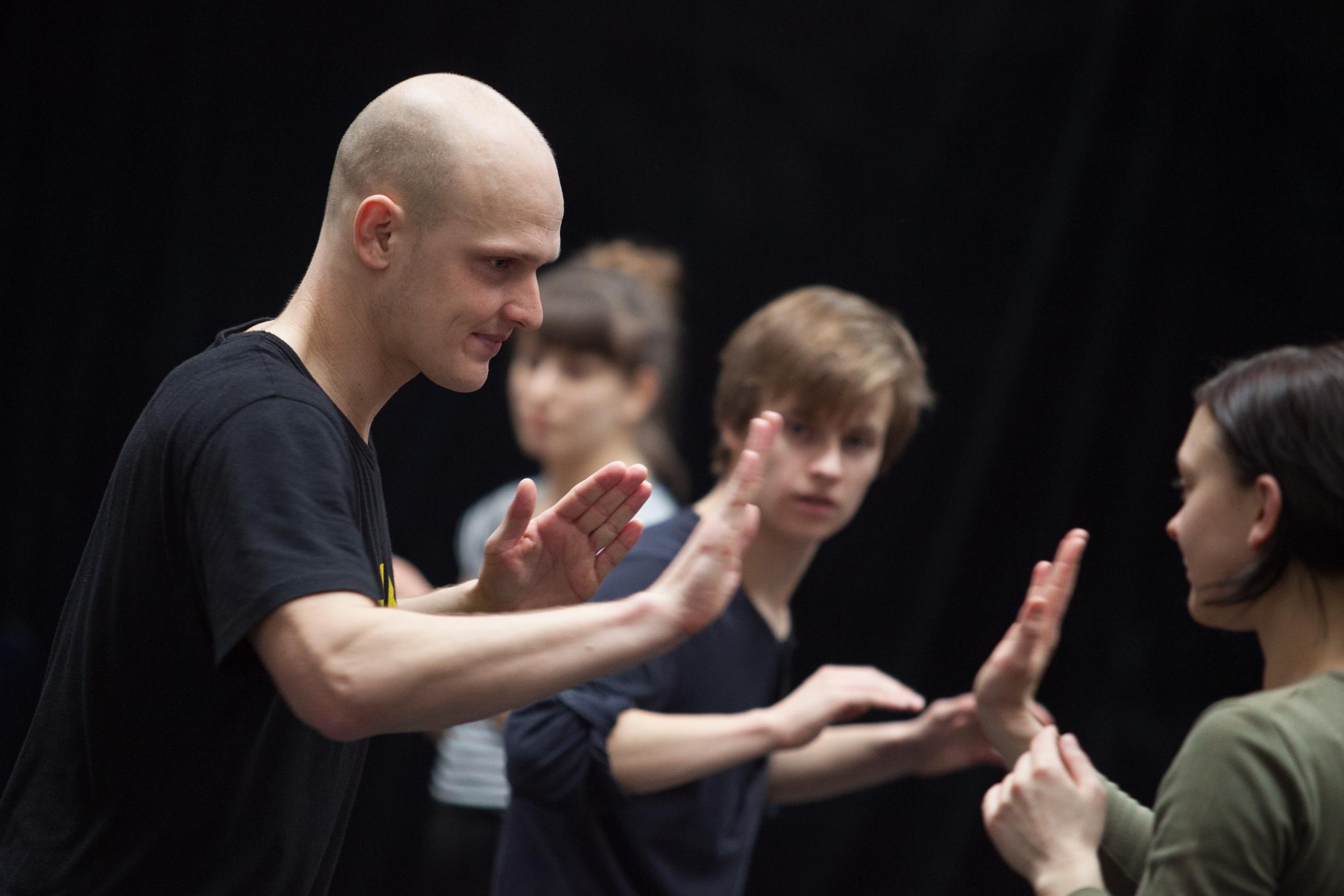 Jakub Zeman, Fighting Monkey