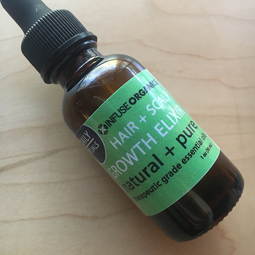 Hair + Scalp Growth Elixir