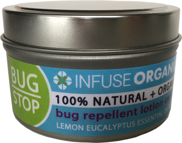 Bug Stop Lotion Candle