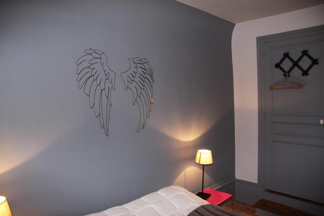 Chambre clos des anges