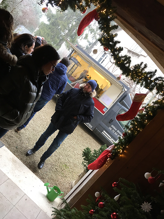 Food Truck Hiver