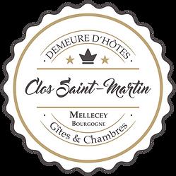 Logo Clos Saint-Martin Mellecey