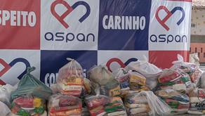 Uniodonto entrega doações da Campanha #VEMCOOPERARPARAIBA