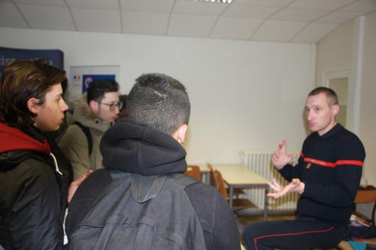 Forum des Métiers & de la Formation Supérieure Lycée Jeanne La Lorraine Le raincy