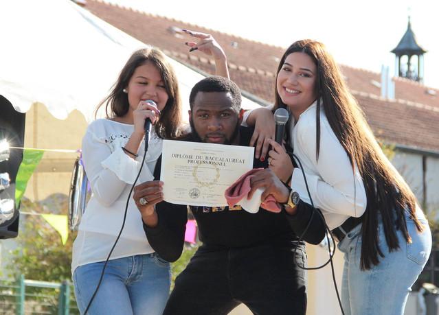 Remise diplômes 2018