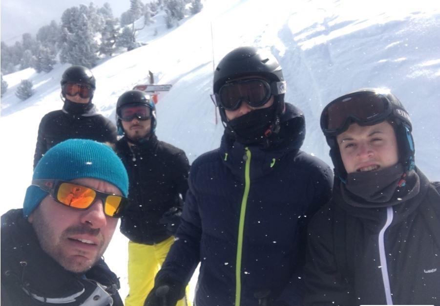 Sports d'hiver 2018 -La Norma