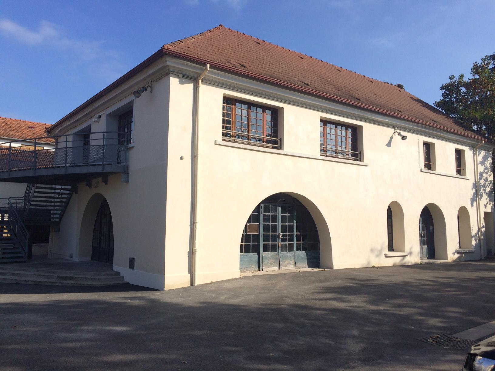 Lycée Jeanne La Lorraine, Le Raincy