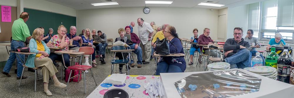 A WPS mentoring class