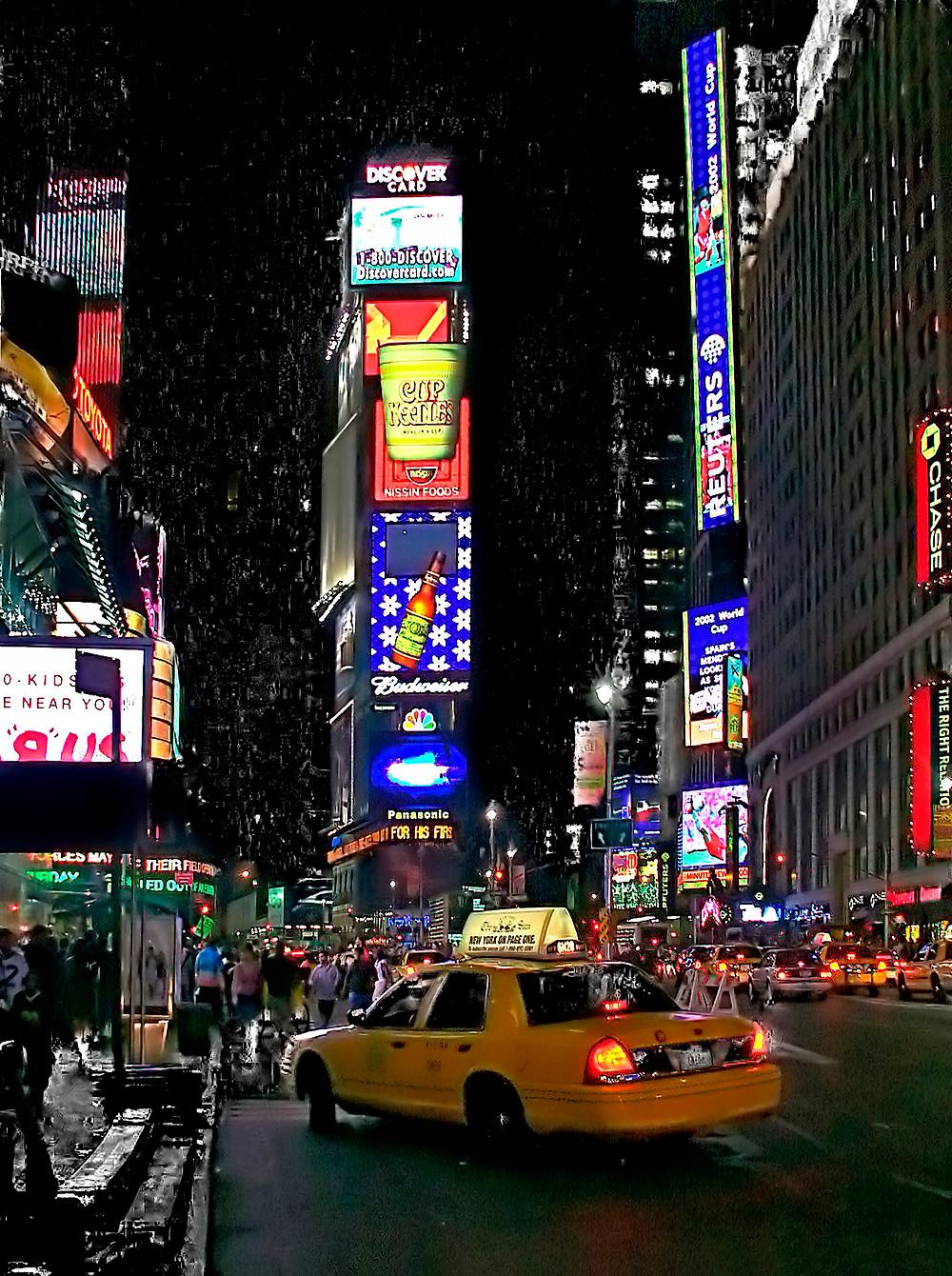 Times Square - ©Dick Budnik