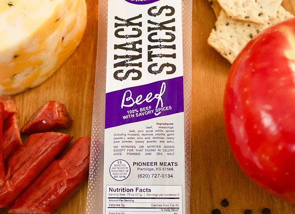 Beef Snack Sticks - 2pk