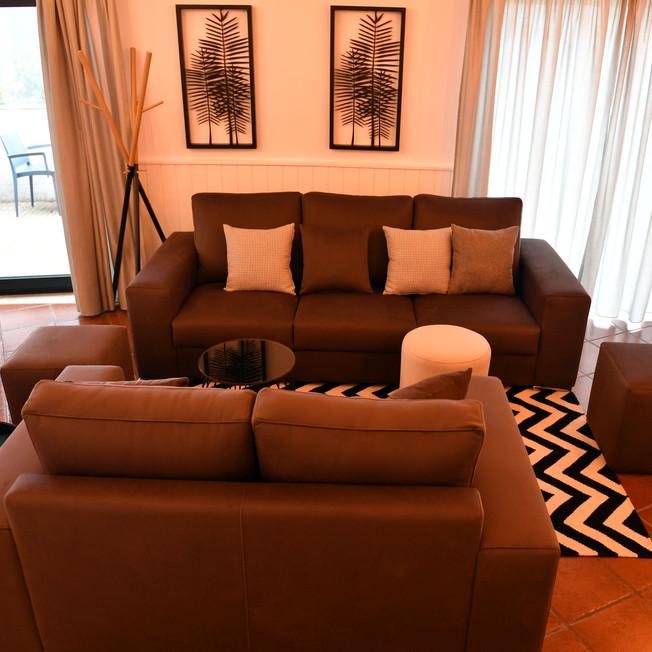 Sala de estar comum
