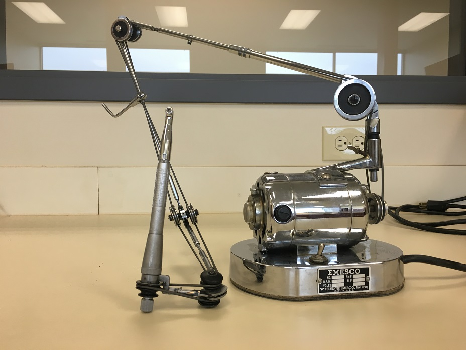 Motorized Prophy Instrument