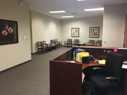 Clinical Reception Area
