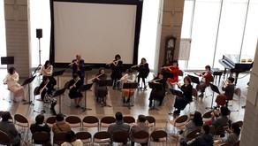 新川文化ホールミュージックランチ